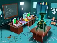 Laboratory Day Concept