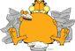Garfield fat