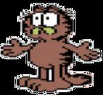 Garfield Sprite 6