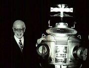 Tufeld b9 robot