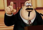 Mayor Grafton Podium