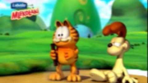Mlekołaki i Garfield - spot reklamowy TV