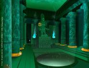 Cat-Ra's Temple 2 Concept
