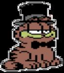 Garfield Sprite 16