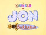 Jon The Barbarian
