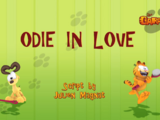Odie in Love