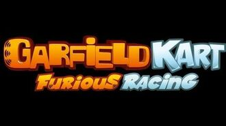 Garfield Kart Furious Racing Offical Trailer (2019)