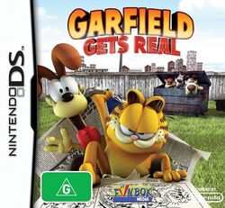 Garfieldgetsrealvideogame2009