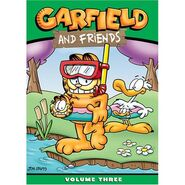 garfield and friends volume three