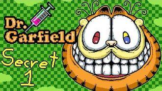 Dr. Garfield Secret1