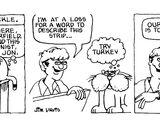 Jon, 1976 comic strips