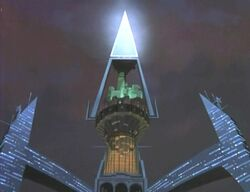 The Eyrie Pyramid