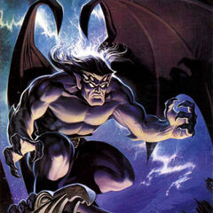 Sega Genesis: Gargoyles