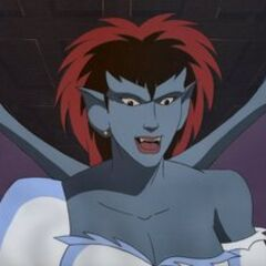 Demona without her tiara.