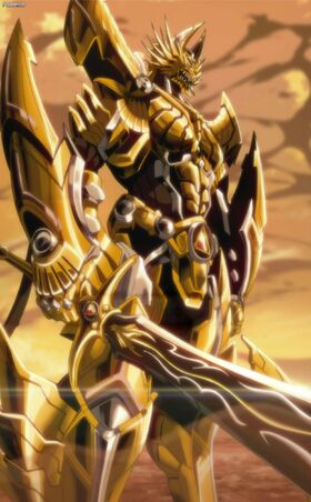 Sword (Garo-Zaruba) - Close up 1 (Ep 17)