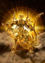 Light Awakening Beast Garo