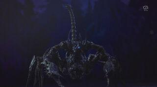 Skorpion like horror