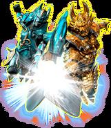 Giga and Garo