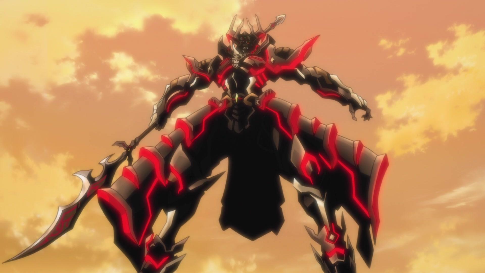 暗黒騎士ボルグ