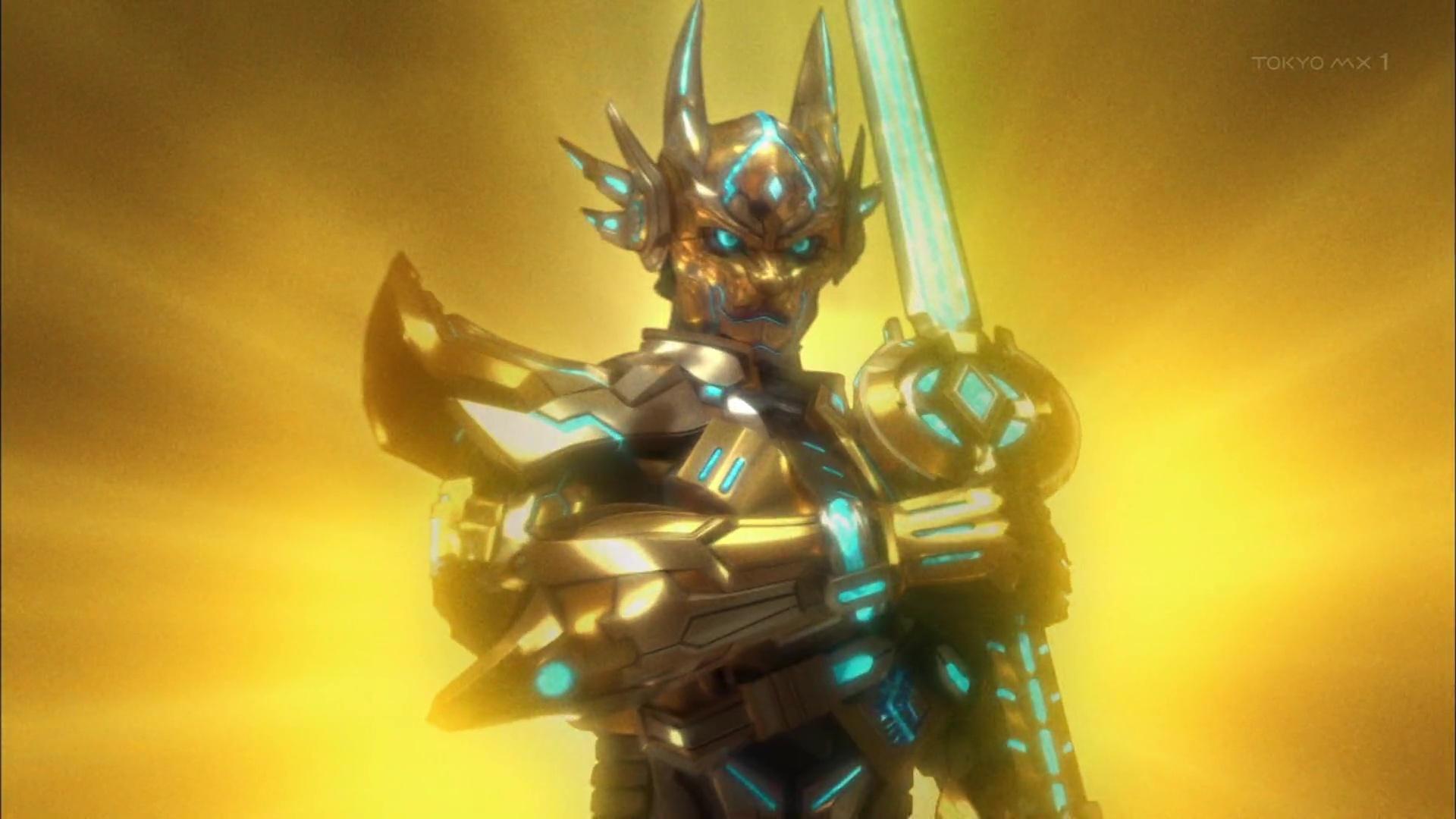 黄金騎士ガロ(VERSUS ROAD)