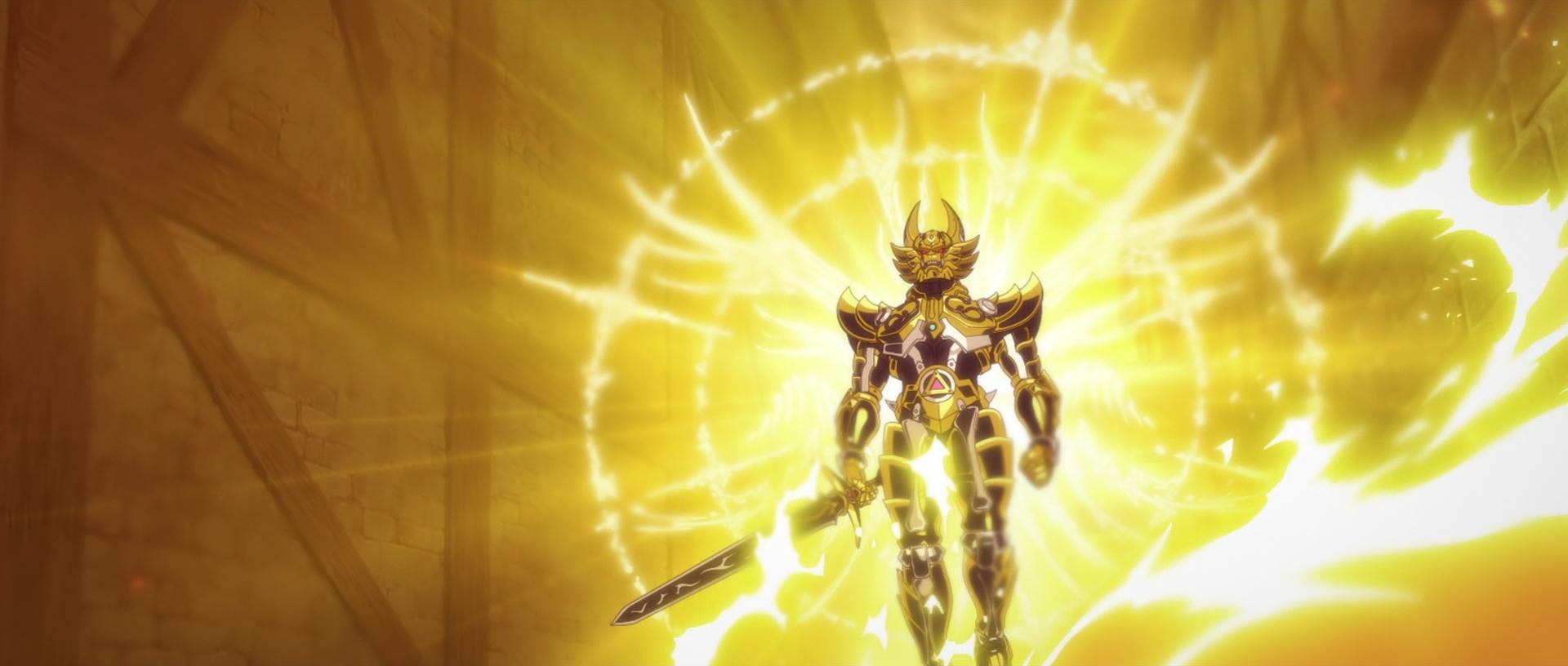 黄金騎士ガロ(炎の刻印)