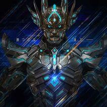 Garo (Versus Road Armor, promo)