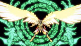 Winged Garo