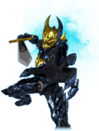 Garo Lost Shine