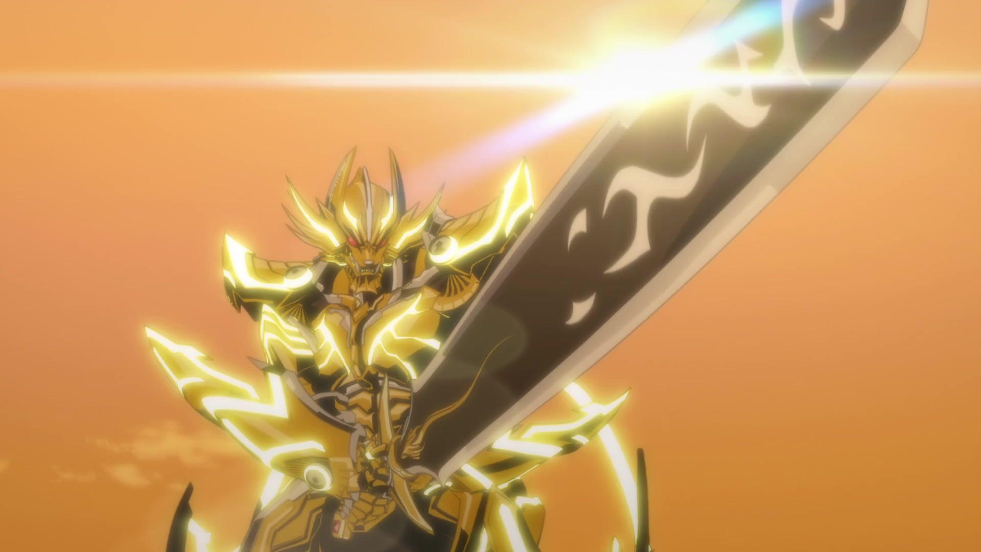 黄金騎士ガロ(VANISHING LINE)