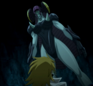 Demon Beast Armored Octavia