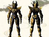 Garo (Anime Armor)/CM