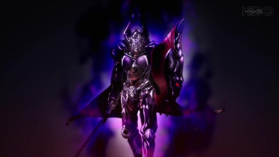 暗黒騎士ゼクス