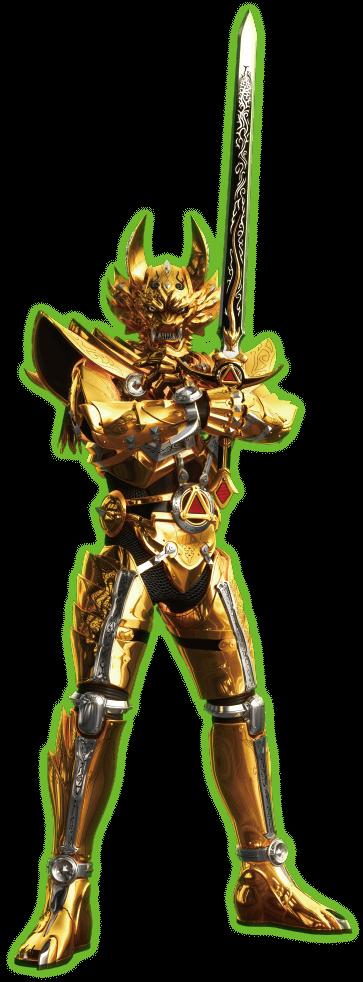 黄金騎士・牙狼