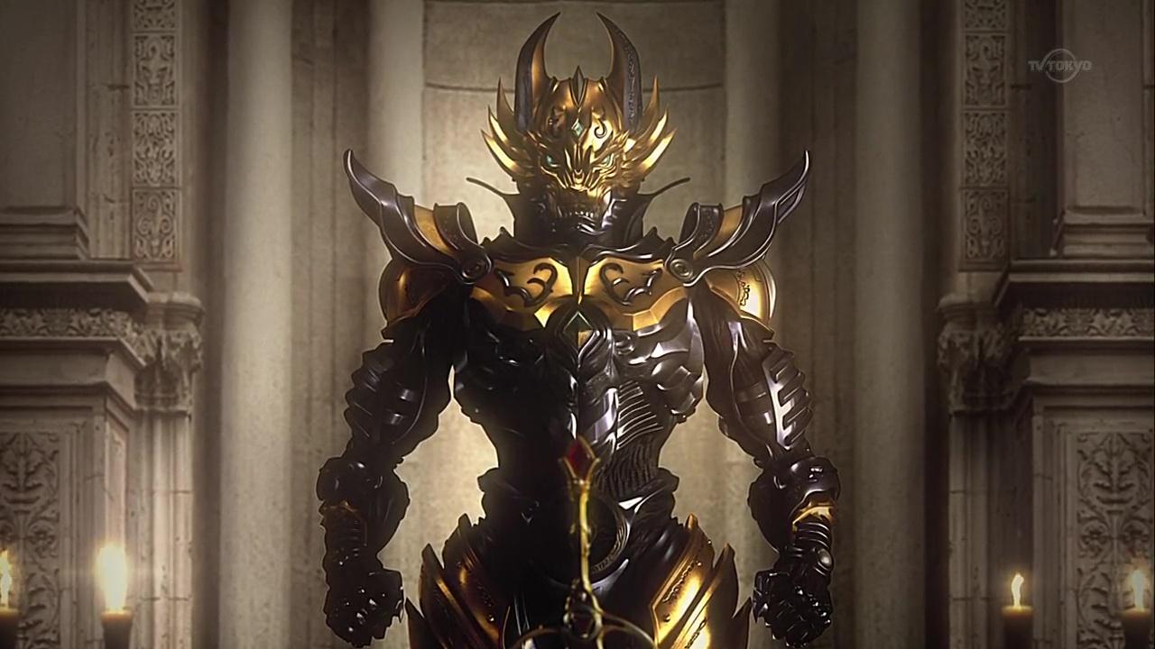 黄金騎士・牙狼(道外流牙)