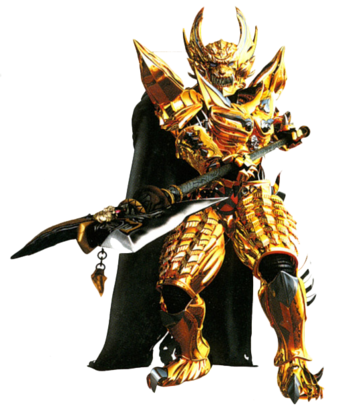 Kiba Golden Knight