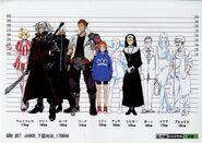 Garo VL Size Chart