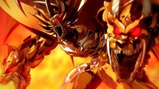 Lost Soul Beast Garo (anime)