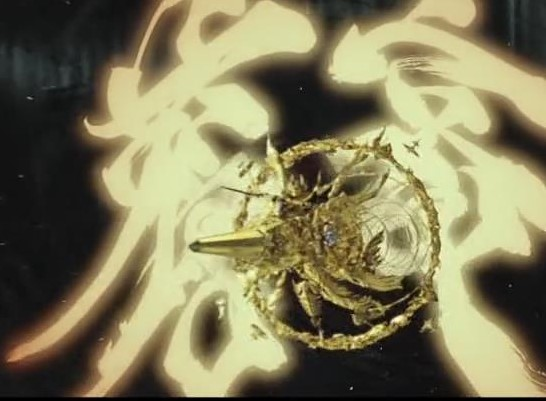 Blue Dragon Garo