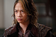 Takeru in Fang of Gof