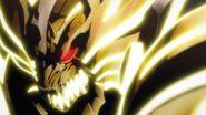 Sword (Garo-Zaruba) - Face close up (Ep 17)
