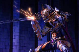 Garo-armor