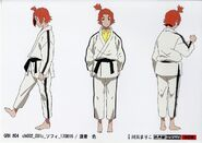 Sophie Karate Gi
