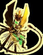 Dragon Formation Garo Render