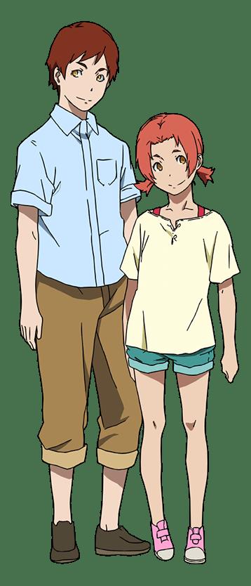 Sophie & Bro