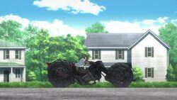 Sword & Bike