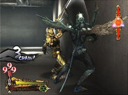 Garo vs. Horror (PS2)