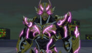Noctilucent Makai Knight Garo
