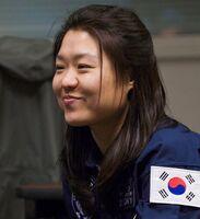 Yi Soyeon NASA