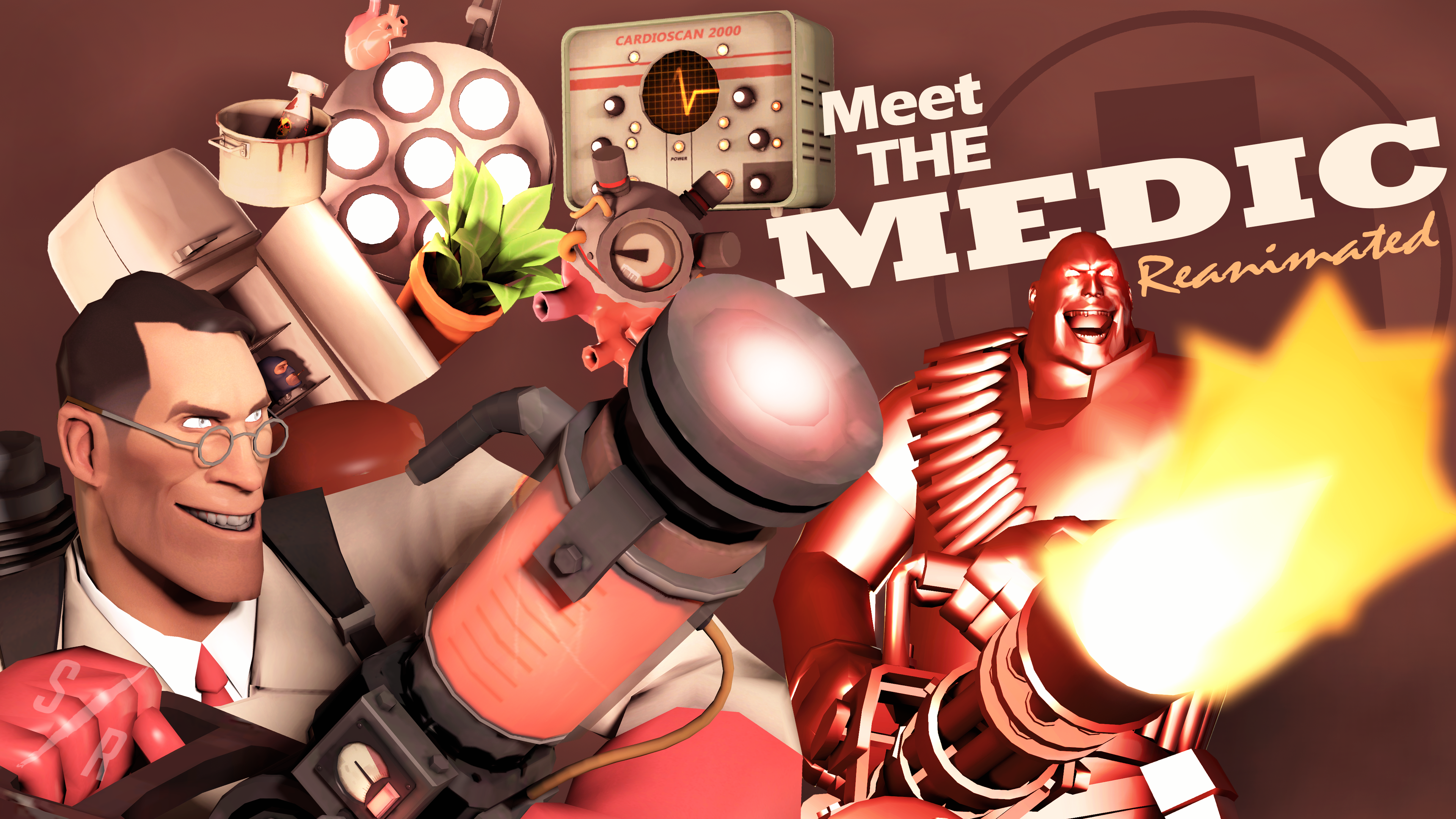 Meet The Medic Reanimated