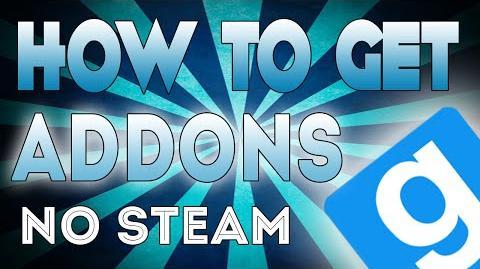 Video - How to Get Addons for Garry's Mod NO STEAM | Garry's Mod